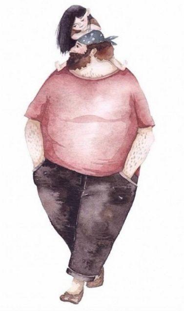 عکس پروفایل روز پدر فانتزی