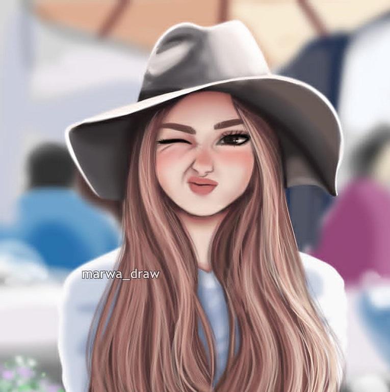 عکس دختر زیبا برای پروفایل واتساپ، تلگرام و اینستاگرام - مینویسم