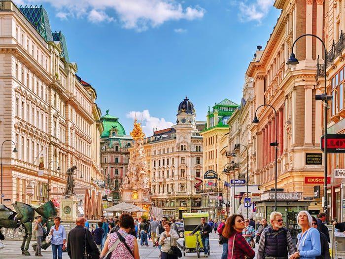 بهترین شهرهای جهان برای زندگی: وین در اتریش