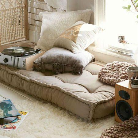 یک فضا را تنها برای استراحت اختصاص دهید