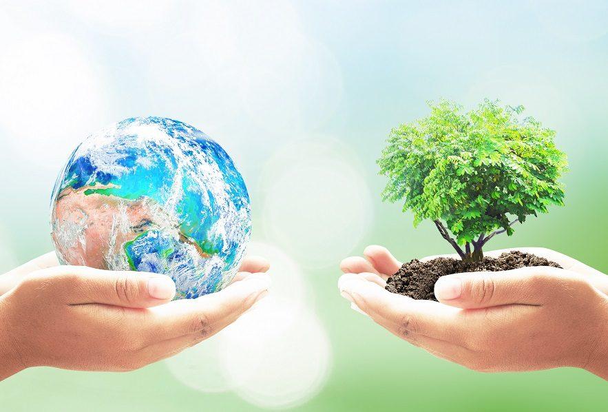 عکس نوشته و متن تبریک روز جهانی زمین پاک
