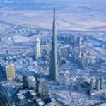 والپیپر برج خلیفه دبی
