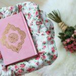 عکس قرآن کریم با گل برای استوری و پروفایل