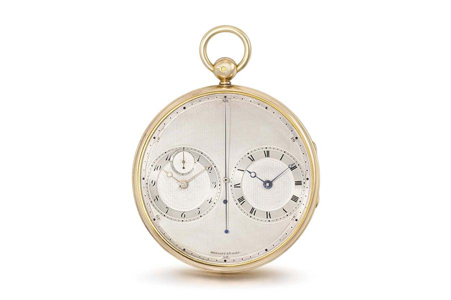 گران ترین ساعت جیبی دنیا ( breguet antique number 2667)