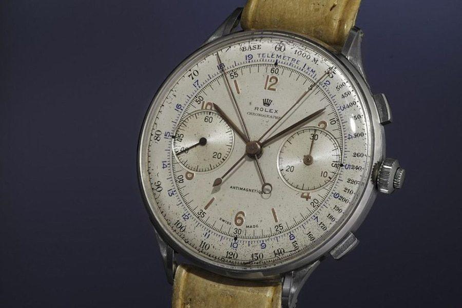 ساعت Rolex antimagnetique ref