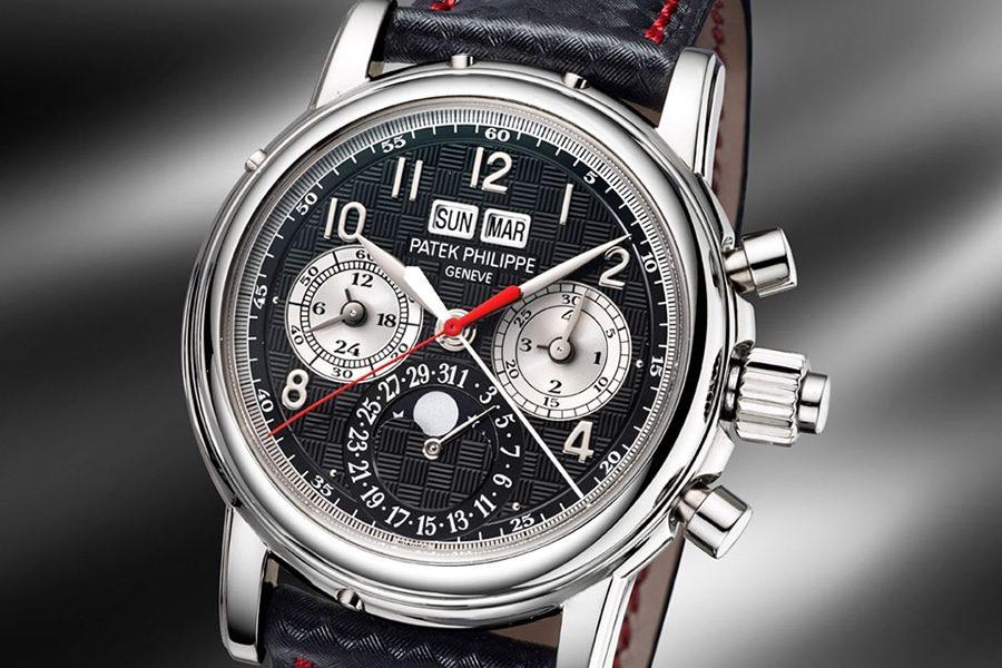 زیباترین ساعت مچی جهان ( pated Philippe 5004T)