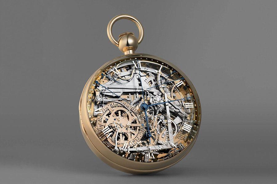 ساعت جیبی breguet Marie antoinette گران ترین ساعت جهان