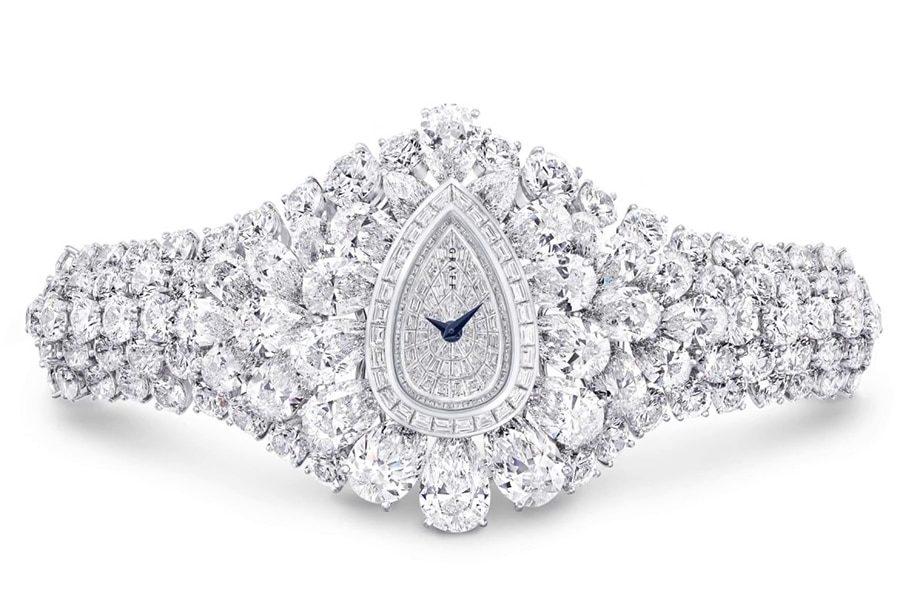 ساعت الماس graff the fascination