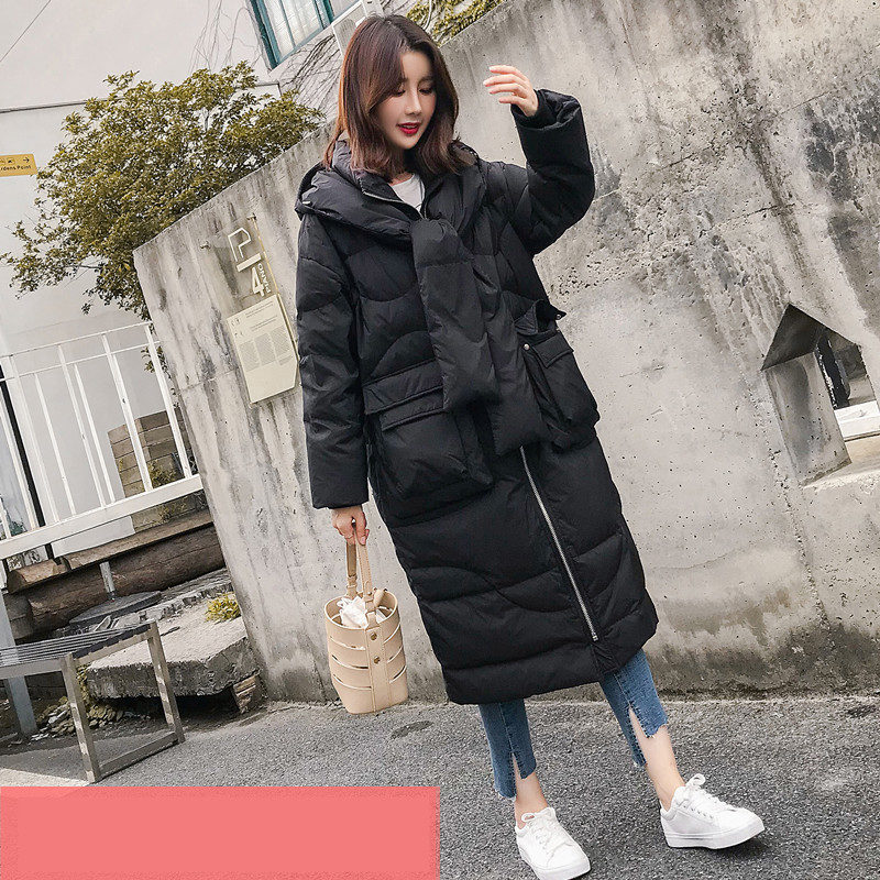 مدل کاپشن دخترانه بلند کره ای