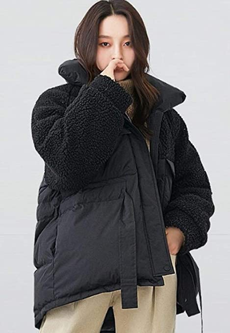 مدل کاپشن کوتاه دخترانه کره ای
