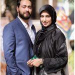 امیر محسن مرادی و همسر سابقش اناشید