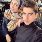 عکس اناشید حسینی و برادرش