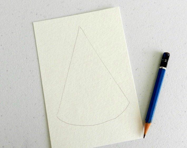 نقاشی هندوانه ساده برای کودکان