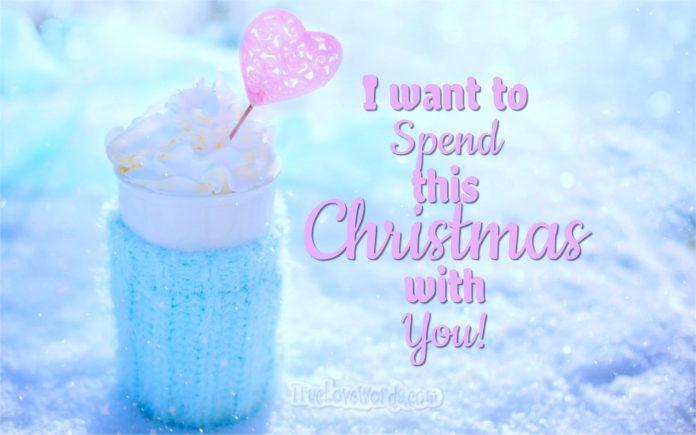 عکس نوشته زیبا انگلیسی کریسمس 2021