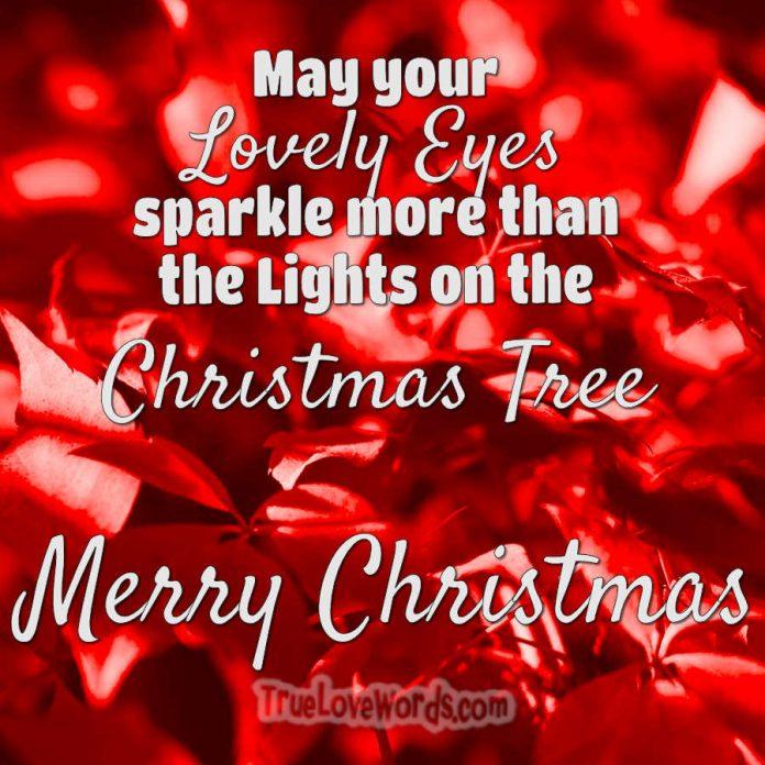 عکس نوشته خاص برای تبریک کریسمس 2021 به انگلیسی