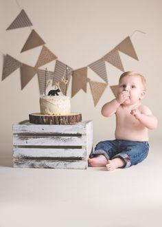 عکس تولد یکسالگی کودک