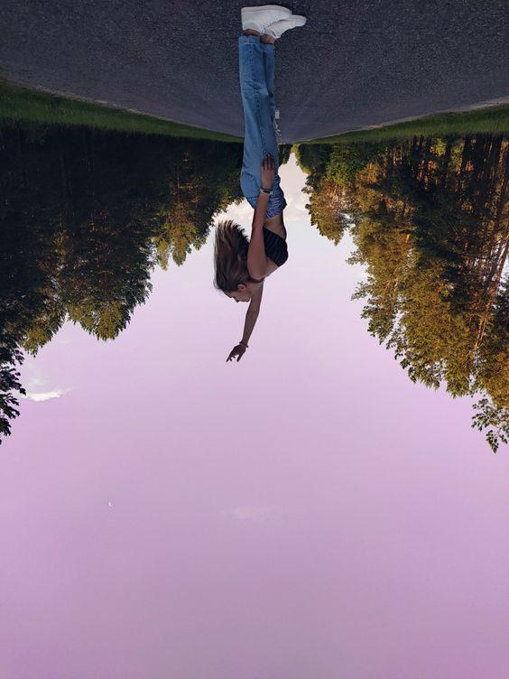 ژست عکاسی آسمان دو نفره و خاص