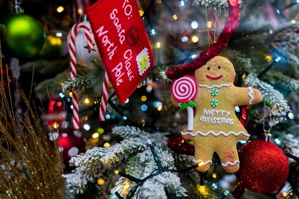 عکس پس زمینه کریسمس با کیفیت بالا برای کامپیوتر