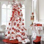 مدل شیک تزیین درخت کریسمس