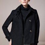عکس جدید از مدل پالتو کتی دخترانه کوتاهشیک