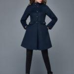 عکس جدید از مدل پالتو کتی دخترانه کوتاهخاص
