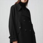 عکس مدل پالتو کتی دخترانه کوتاه