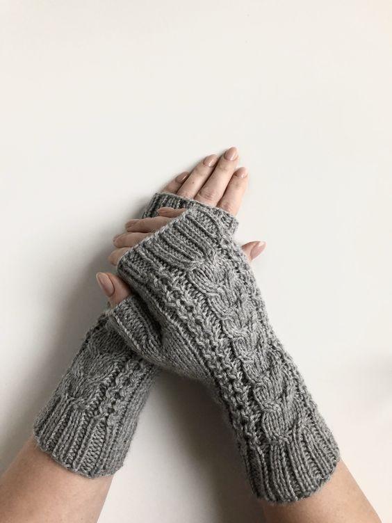 مدل ساق دست بافتنی ساده و شیک