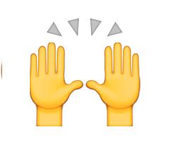 معنی اموجی های دست تلگرام