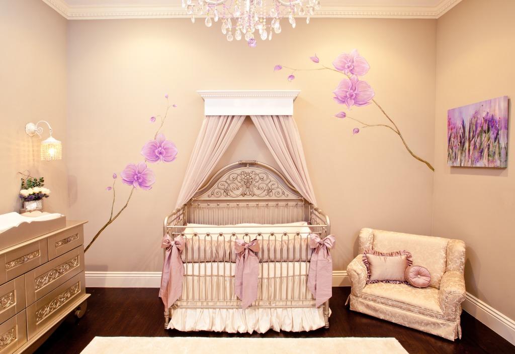 مدل سیسمونی نوزاد دختر لاکچری