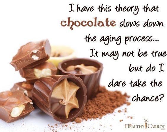متن درباره شکلات به انگلیسی