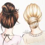 عکس پروفایل فانتزی زیبا برای گروه های دخترانه دوستانه