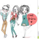 عکس پروفایل دخترانه برای گروه های دوستانه