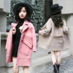 مدل پالتو دخترانه بچگانه 2021 کره ای