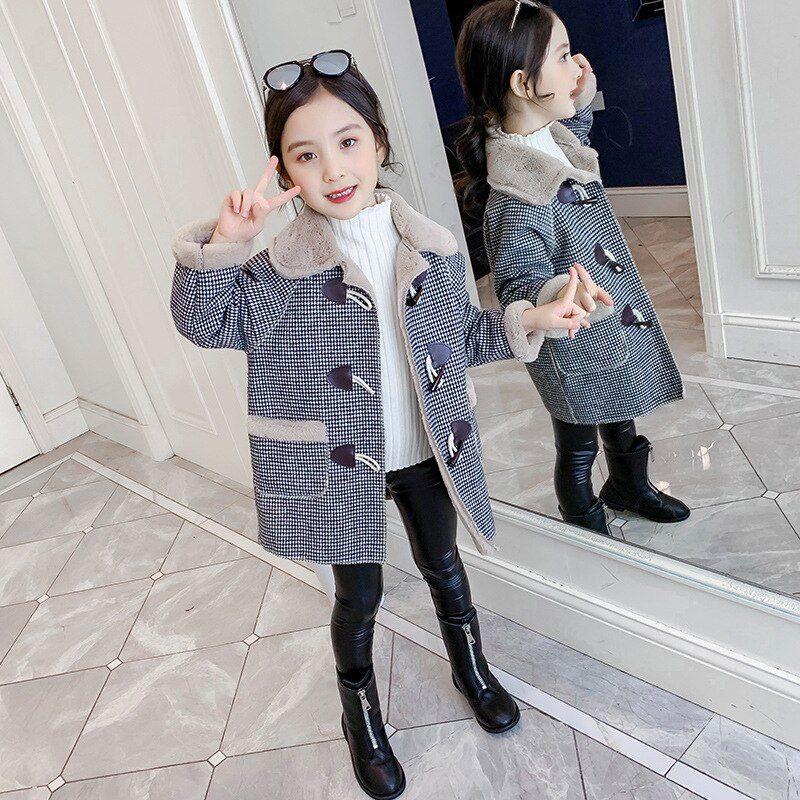 مدل زیبا پالتو بچگانه دخترانه 2021