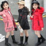 مدل کاپشن دخترانه بچگانه 2021 خاص