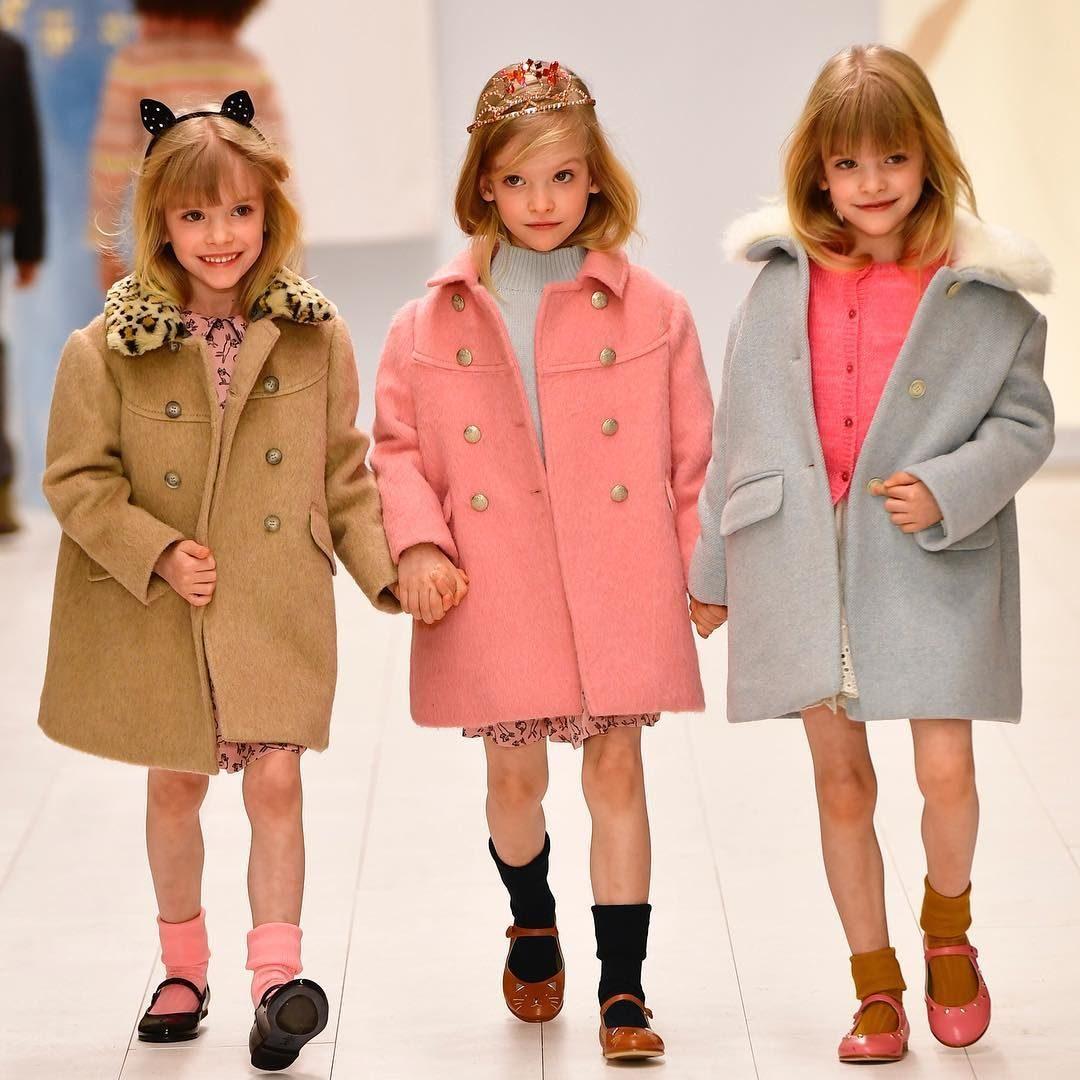 مدل پالتو شیک بچگانه دخترانه 2021