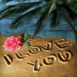 عکس پروفایل l love you
