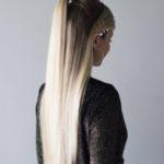 جدید ترین مدل های دم اسبی زیبا برای دختران