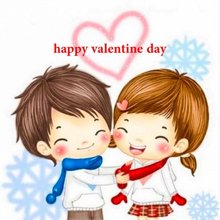 عکس نوشته ولنتاین و روز عشق
