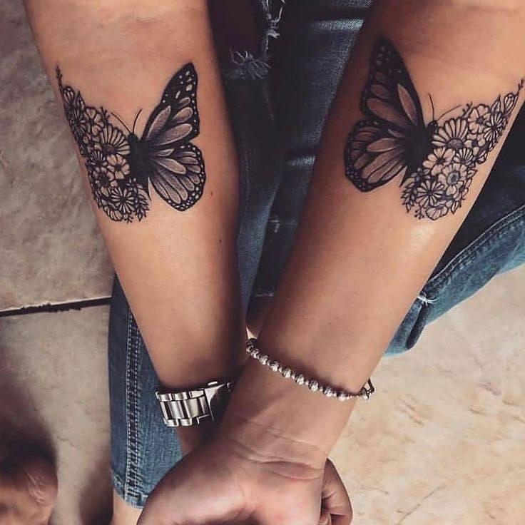 خالکوبی پروانه نماد چیست؟