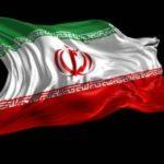 دانلود عکس پرچم ایران با زمینه مشکی
