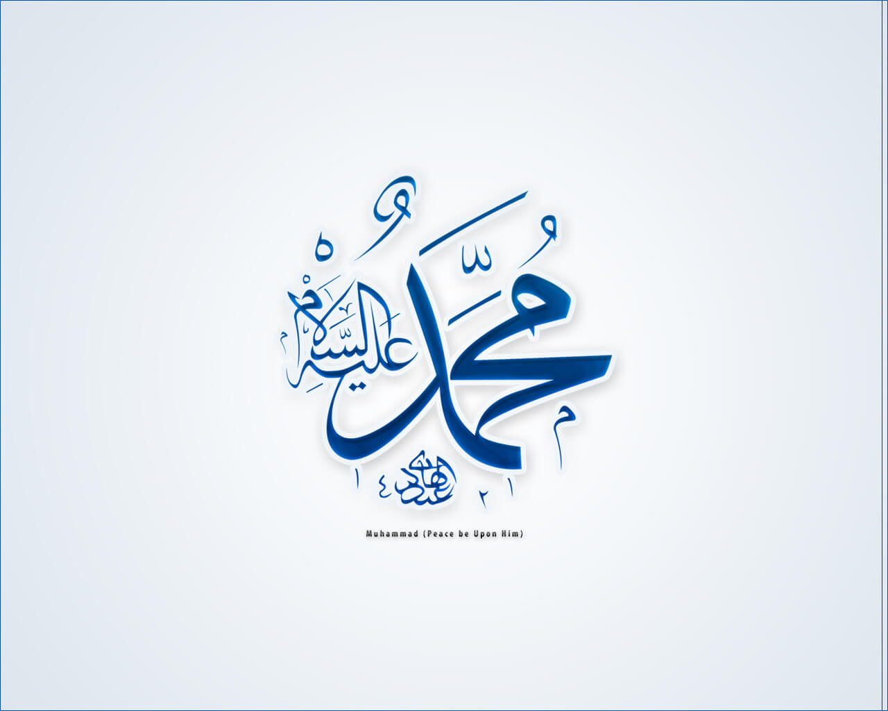 عکس نوشته پروفایل عید مبعث جدید