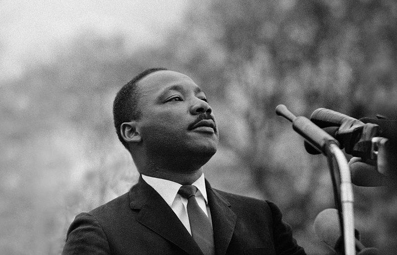 کاریزماتیک ترین افراد دنیا: مارتین لوتر کینگ