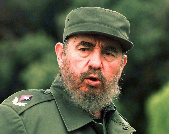 کاریزماتیک ترین افراد دنیا: فیدل کاسترو