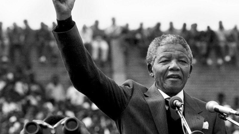 کاریزماتیک ترین افراد دنیا: نلسون ماندلا