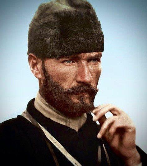 کاریزماتیک ترین افراد دنیا: مصطفی کمال آتاتورک