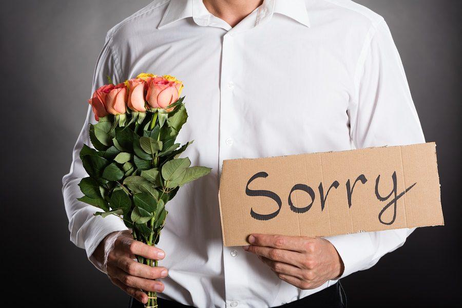 متن معذرت خواهی دوستانه از همکار