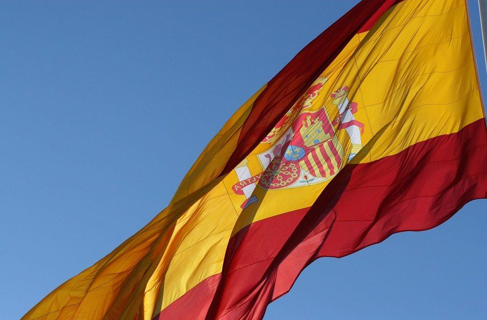 عکس از پرچم اسپانیا