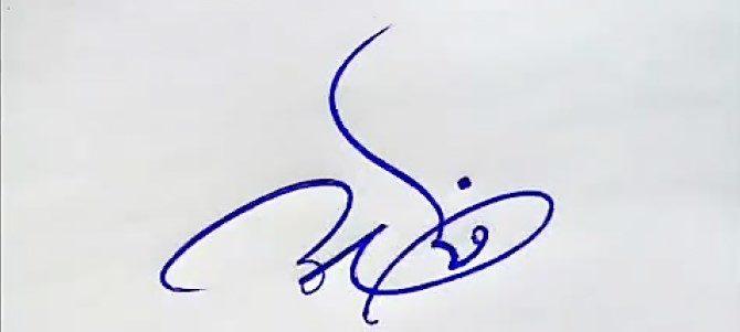 عکس امضا دخترانه
