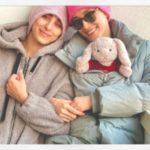 عکس فرشته حسینی و آناهیتا افشار